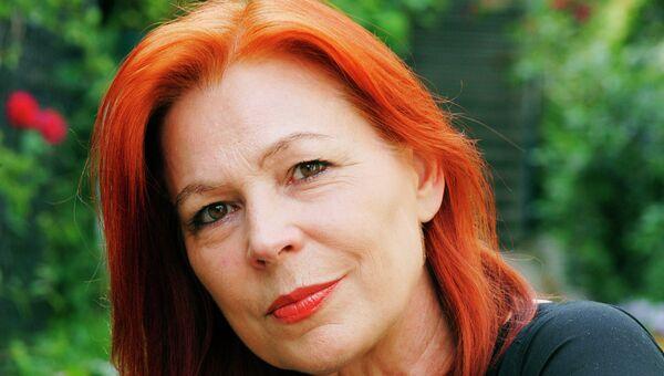 Писательница Лиди Сальвер. Архивное фото
