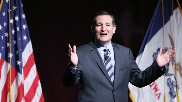 Сенатор-республиканец от штата Техас Тед Круз. Архивное фото