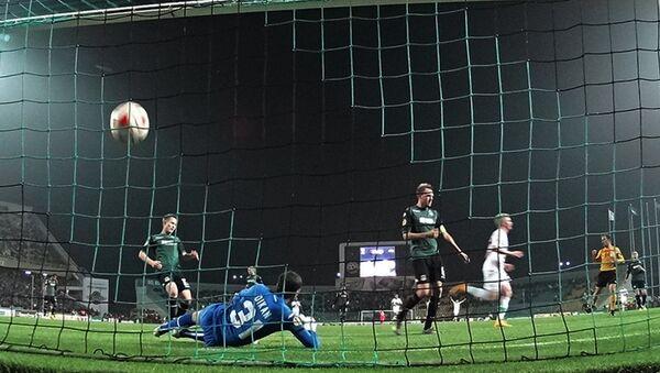 Футбол. Лига Европы. Матч Краснодар - Вольфсбург