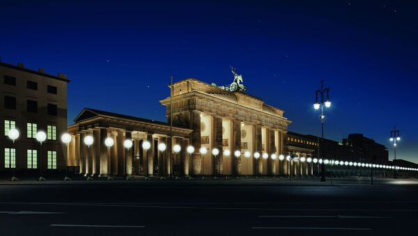 Подготовка к празднованию 25-летия падения Берлинской стены