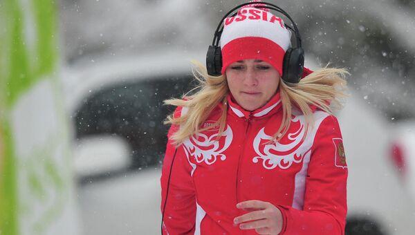 Российская спортсменка Елизавета Зубкова. Архивное фото