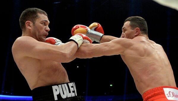 Бой между Владимиром Кличко и Кубратом Пулевым, 15 ноября 2014
