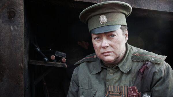 Кадр из фильма Батальонъ. Архивное фото