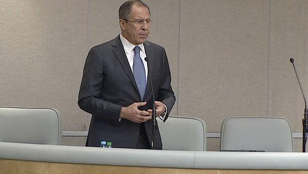 Лавров рассказал о совете Керри не обращать внимания на заявления Обамы