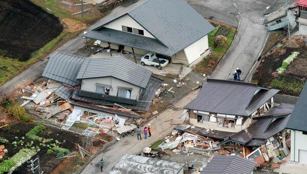 Землетрясение в Нагано, Япония