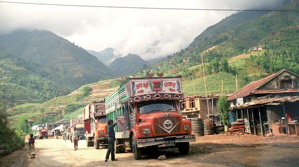 Автодороги Непала