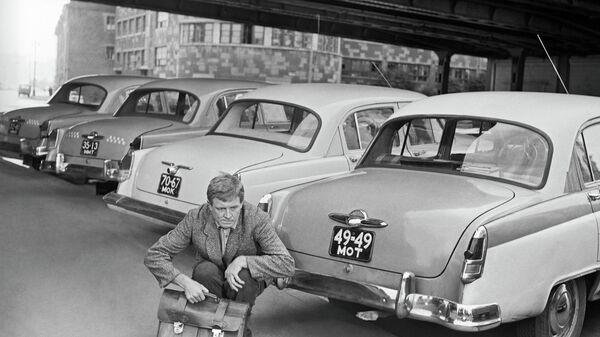 Кадр из советского кинофильма. Архивное фото