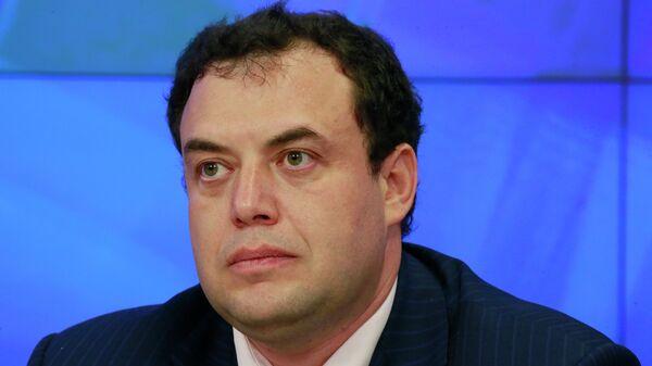 Член Совета по правам человека при президенте РФ (СПЧ) Александр Брод