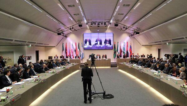 Заседание ОПЕК в шатб-квартире в Вене. Архивное фото