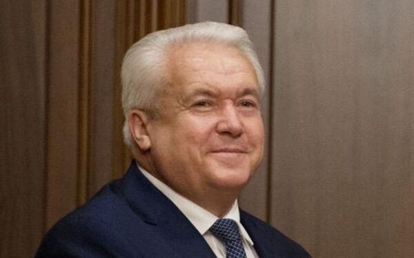 Экс-депутат Рады Владимир Олейник. Архивное фото
