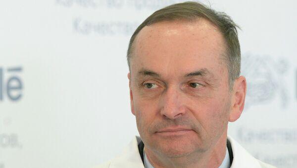 Посол Швейцарии в РФ Пьер Хельг. Архивное фото