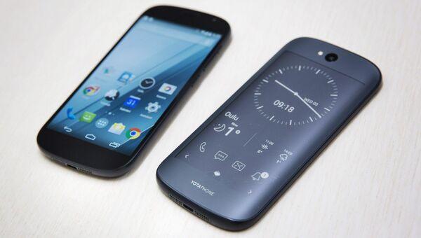 Новая модель смартфона YotaPhone 2