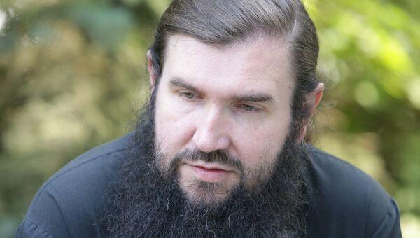 Протоиерей Андрей Новиков, настоятель храма Живоначальной Троицы на Воробьевых горах