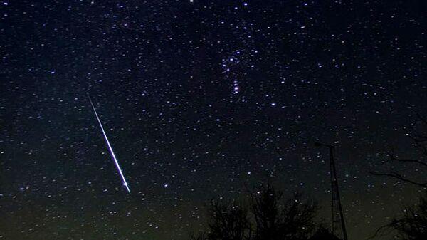 Метеоритный поток Геминиды