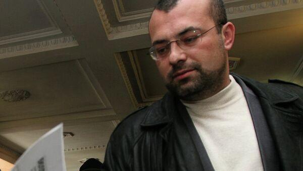 Министр иностранных дел самопровозглашенной Донецкой народной республики Александр Кофман. Архивное фото