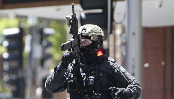 Полиция в Сиднее. Архивное фото