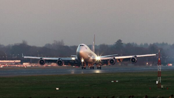 Cамолет Boeing 747