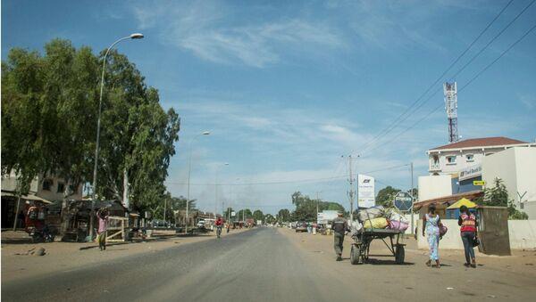 Ситуация в Гамбии. Архивное фото