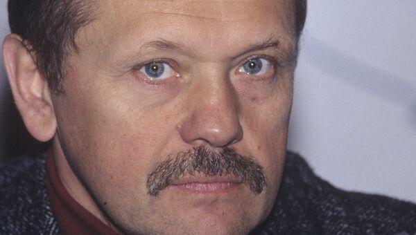 Российский космонавт Борис Моруков. Архивное фото