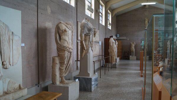 Археологический музей Древнего Коринфа