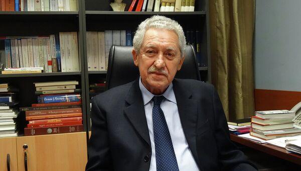 Лидер партии ДИМАР Фотис Кувелис