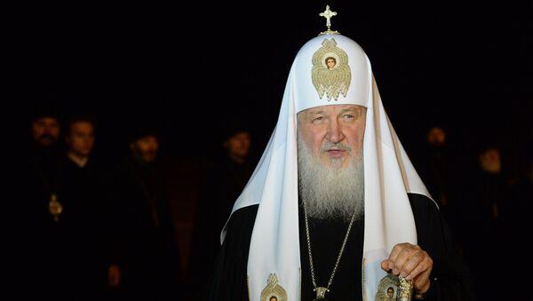 Визит Патриарха Кирилла в Хабаровскую, Биробиджанскую и Амурскую епархии
