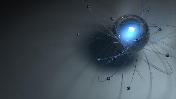 Ядро атома и электроны