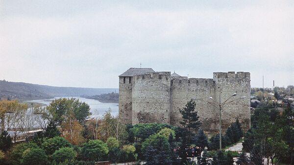 Крепость Сорока в Молдавии