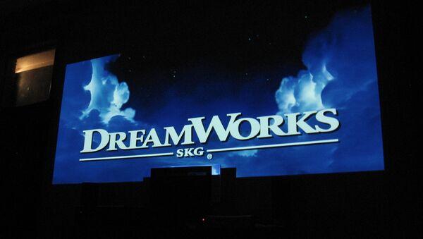 Логотип компании DreamWorks