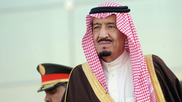 Седьмой король Саудовской Аравии Салман ибн Абдул-Азиз Аль Сауд. Архивное фото
