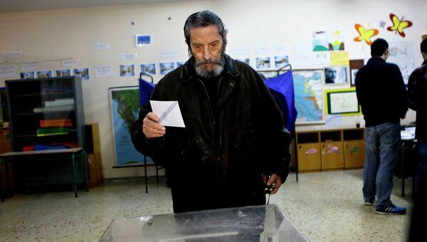Парламентские выборы в Греции. 25 января 2015 года