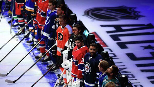 Участники Матча всех звезд НХЛ-2015