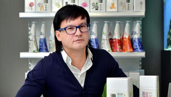 Айрат Ситдиков, учредитель ООО Новые химические технологии