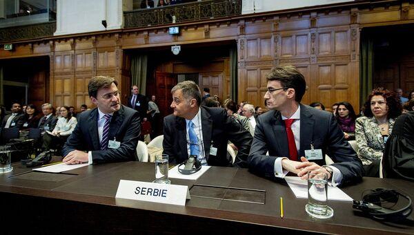 Международный суд (МС) ООН в Гааге отказал в удовлетворении взаимных исков Сербии и Хорватии, обвинявших друг друга в совершении геноцида во время боевых действий после распада Югославии