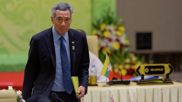 Премьер-министр Сингапура Ли Сяньлун. Архивное фото