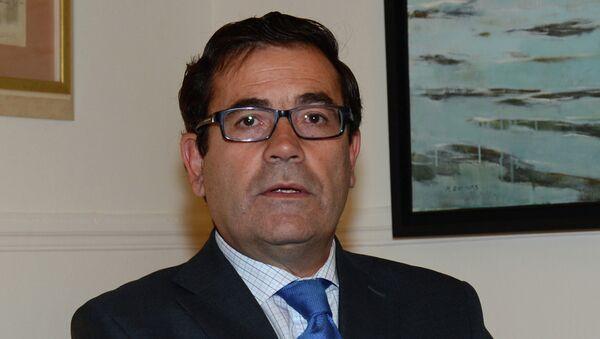 Генеральный секретарь по сельскому хозяйству и пищевой промышленности Министерства сельского хозяйства Испании Карлос Кабанас