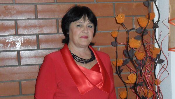 Директор по воспитательной работе МБОУ Базковская СОШ Шолоховского района Ростовской области Татьяна Борисенко