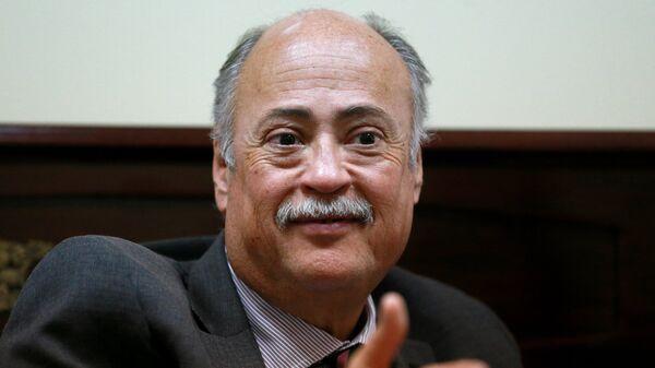 Посол Мексики в России Рубен Бельтран