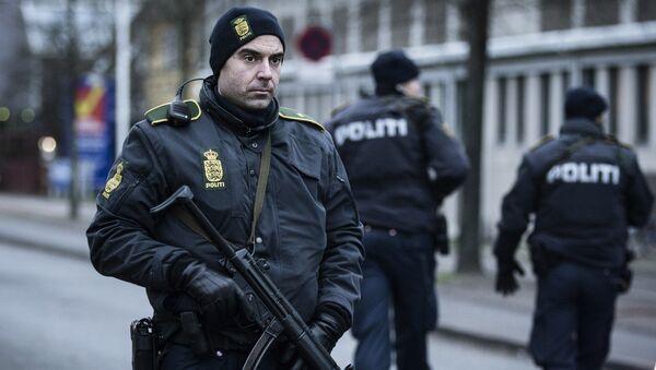 Полиция Дании. Архивное фото.