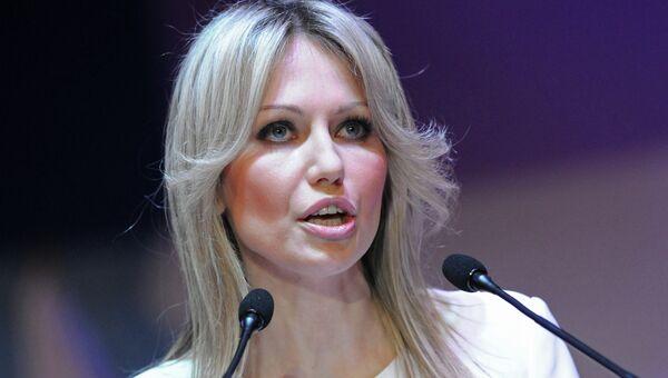 Кандидат в президенты Польши от Союза демократических левых сил Магдалена Огорек