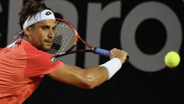 Испанский теннисист Давид Феррер. Архивное фото