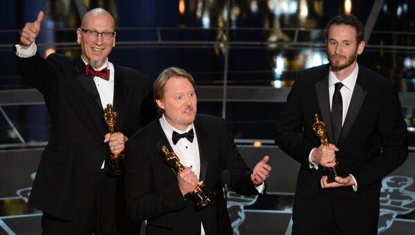 Создатели мультфильма Город героев получили Оскар