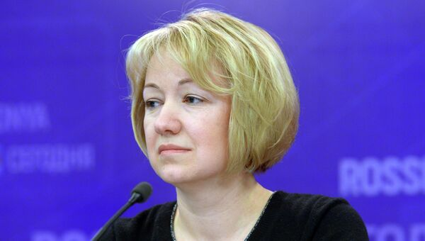 Доктор филологических наук Ирина Зыкова