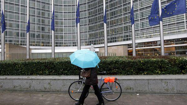 Штаб-квартира Еврокомиссии. Архивное фото