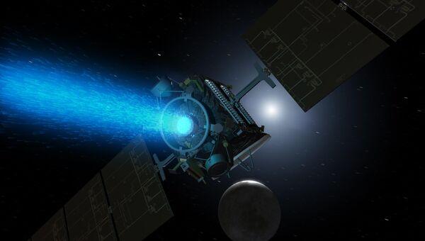 Зонд Dawn - один из самых успешных проектов класса Discovery