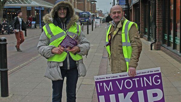 Сторонники партии независимости Соединённого Королевства (UKIP)