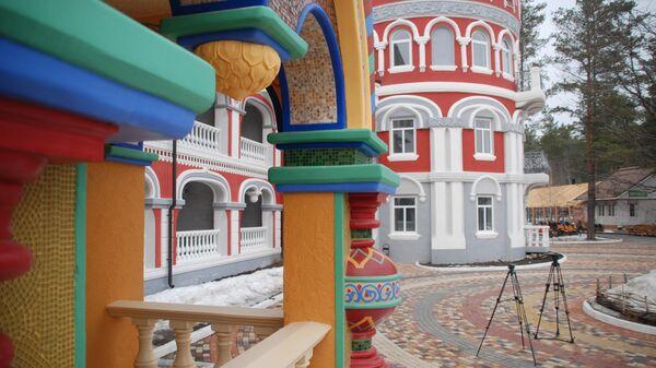 Новая гостиница в составе туристическо-рекреационного кластера Рязанский
