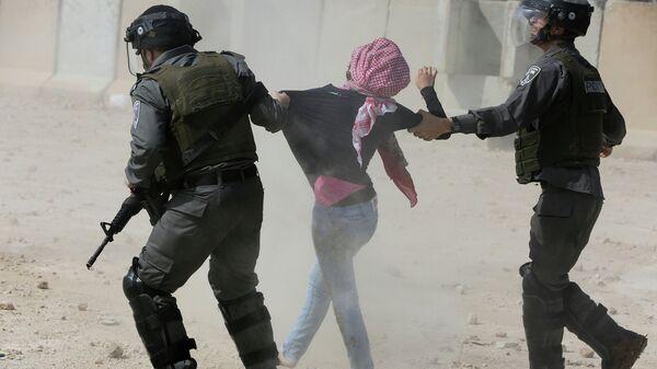Столкновения палестинцев с израильскими военными