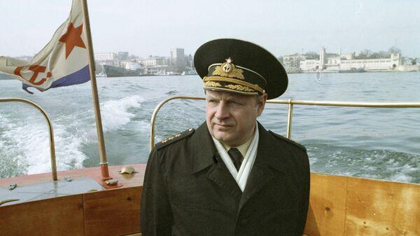 Адмирал Игорь Касатонов