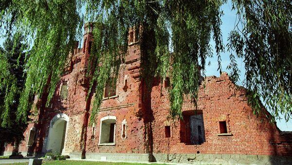 Мемориал Брестская крепость-герой